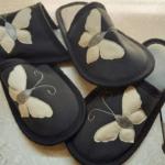 Copati z metuljčki