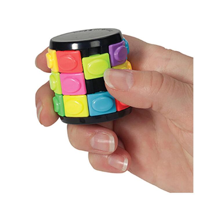 Rotate & Slide Puzzle Fidget