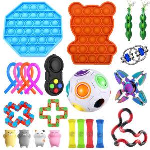 Antistresne igrače za otroke