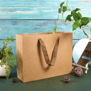 Darilna vrečka z ročajem, promocije/ darila