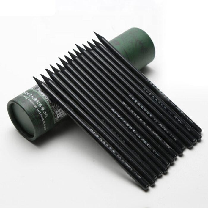 Full Graphite 24 grafitnih svinčnikov C7344/7346, neleseni