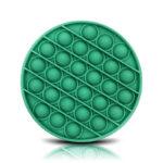 Temnejše zelen krog