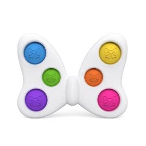 Dimple Bubble Fidget Metulj, Antistresna senzorična igrača
