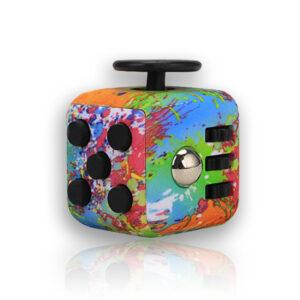 """Fidget Cube """"Colorful Colors """", igrača za lajšanje stresa in tesnobe"""