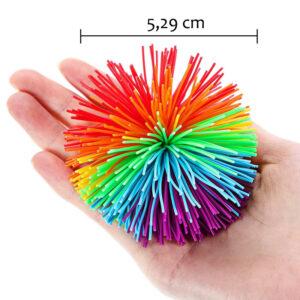 Monkey Stringy Ball Fidget Senzorična igrača za lajšanje stresa