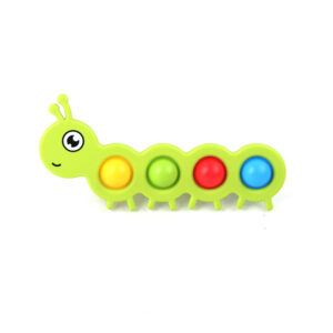 Simple dimple bubble Fidget Gosenica/ Pika antistresna igrača
