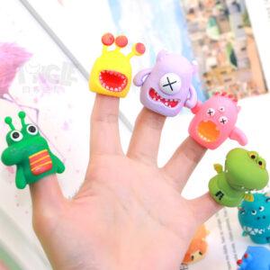 Mini Finger Fidget, prstna lutka/ igrača za otroke