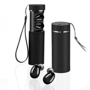 Modne brezžične slušalke Headset & estetska darilna vrečka