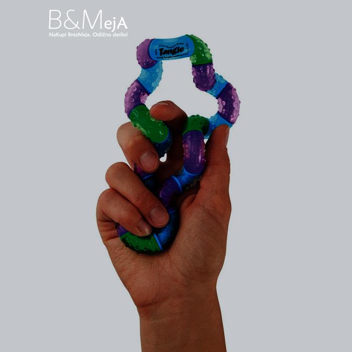 """""""Fidget Toys"""" igrače spodbujajo duševni razvoj otrok. Zmanjšujejo napetost in razvijajo koordinacijo gibov."""