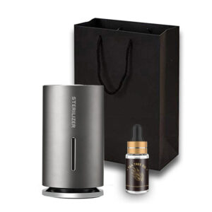 """Difuzor/ vlažilnik za aromaterapijo Mini """"Smart"""" & Darilna vrečka"""