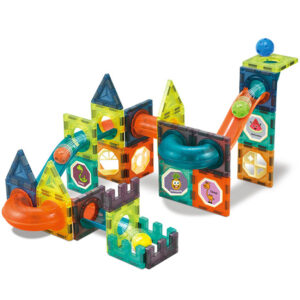 Magnetni bloki, otroška igra,