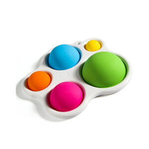Simple dimple Pop fidget Senzorična igrača