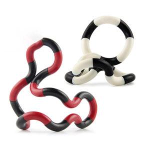 Tangle Fidget Antistresna dekompresijska igrača