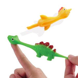 Zabavna igrača za otroke Sticky Catapult Flying Squeeze Fidget