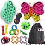 Fidget Toys SET 10 A