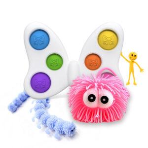 Fidget ToysSTRETCHING MINI + darilo