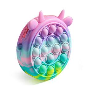 Pop It Mini Torbica/ Bubble Fidget Sensory Toy Bag Fidget