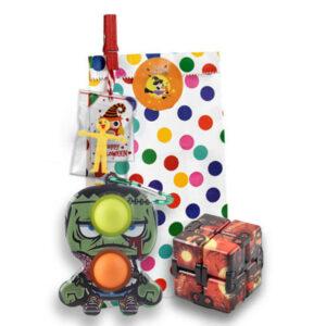 """Odlično darilo za otroka Halloween 2 """"Fidget Toys"""", Pretty Things Inside"""