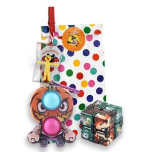 """Odlično darilo za otroka Halloween """"Fidget Toys"""", Pretty Things Inside"""