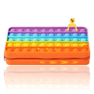 Pop It torbica, Pop It Peresnica/ Bubble Fidget Sensory Toy Bag Fidget